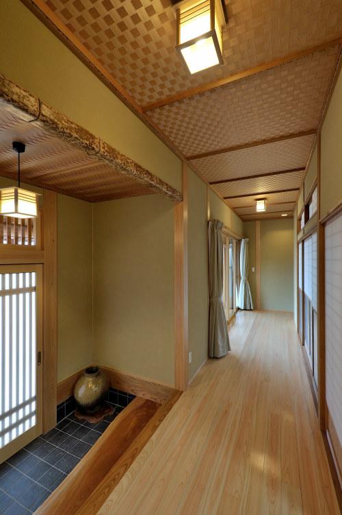 白河市のリフォーム実例、和を愛する家~数奇屋風~施工後広縁