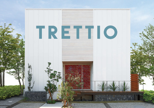 SW仕様の企画住宅、TRETTIOのイメージ