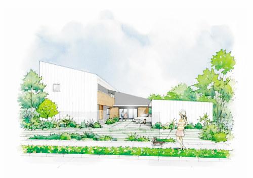 田村産業モデルハウスのイメージ