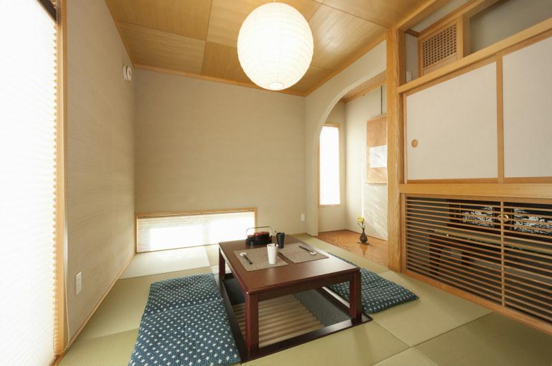 田村市の施工実例、アーバンスタイルの家6