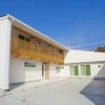 田村産業Newモデルハウス(BDAC=Style・スーパーウォール工法)青空
