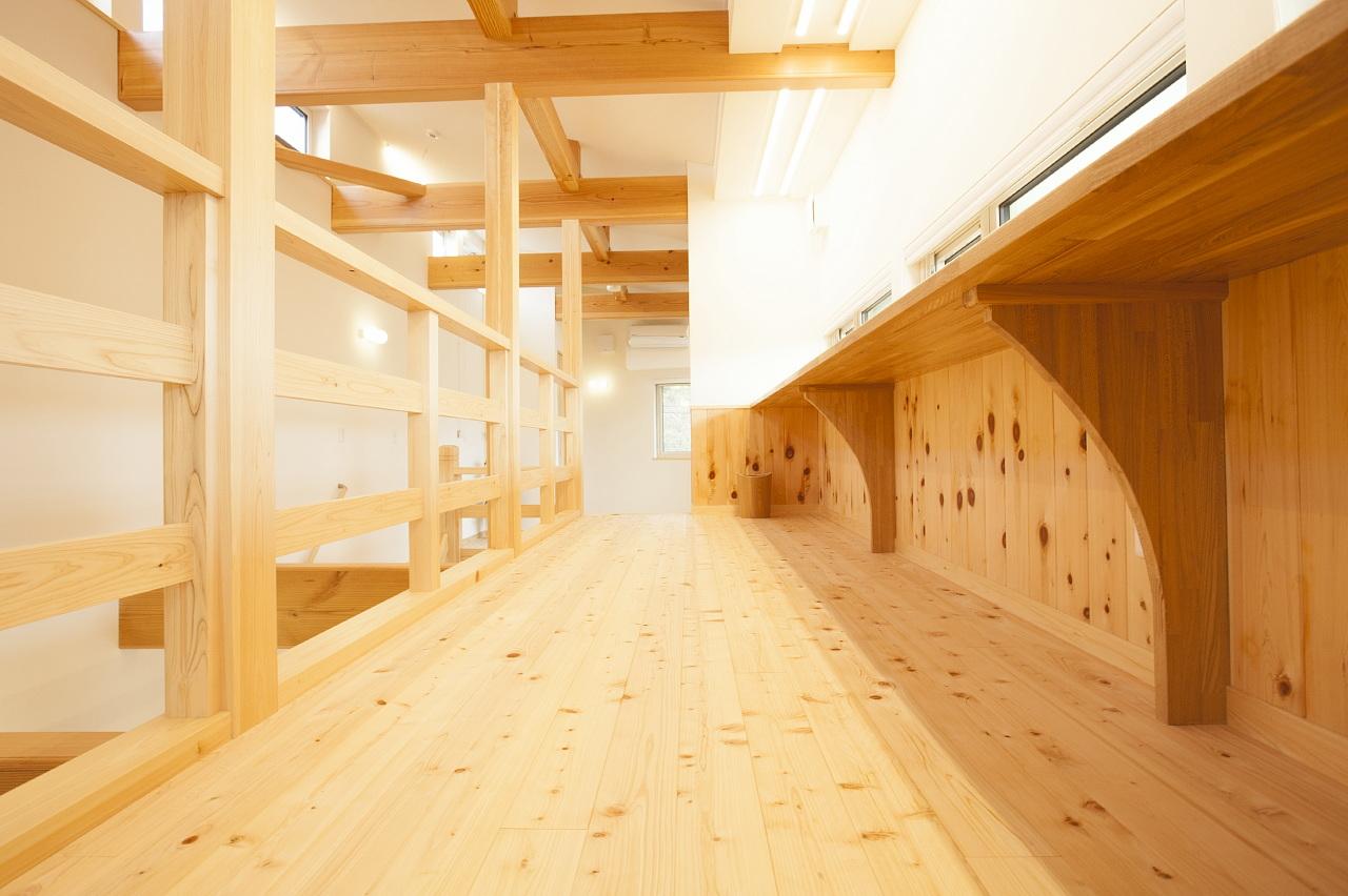田村産業Newモデルハウス(BDAC=Style・スーパーウォール工法)8