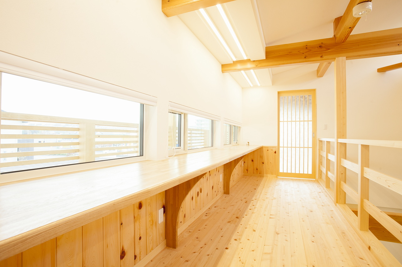 田村産業Newモデルハウス(BDAC=Style・スーパーウォール工法)7