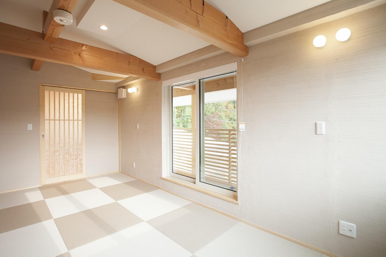 田村産業Newモデルハウス(BDAC=Style・スーパーウォール工法)2