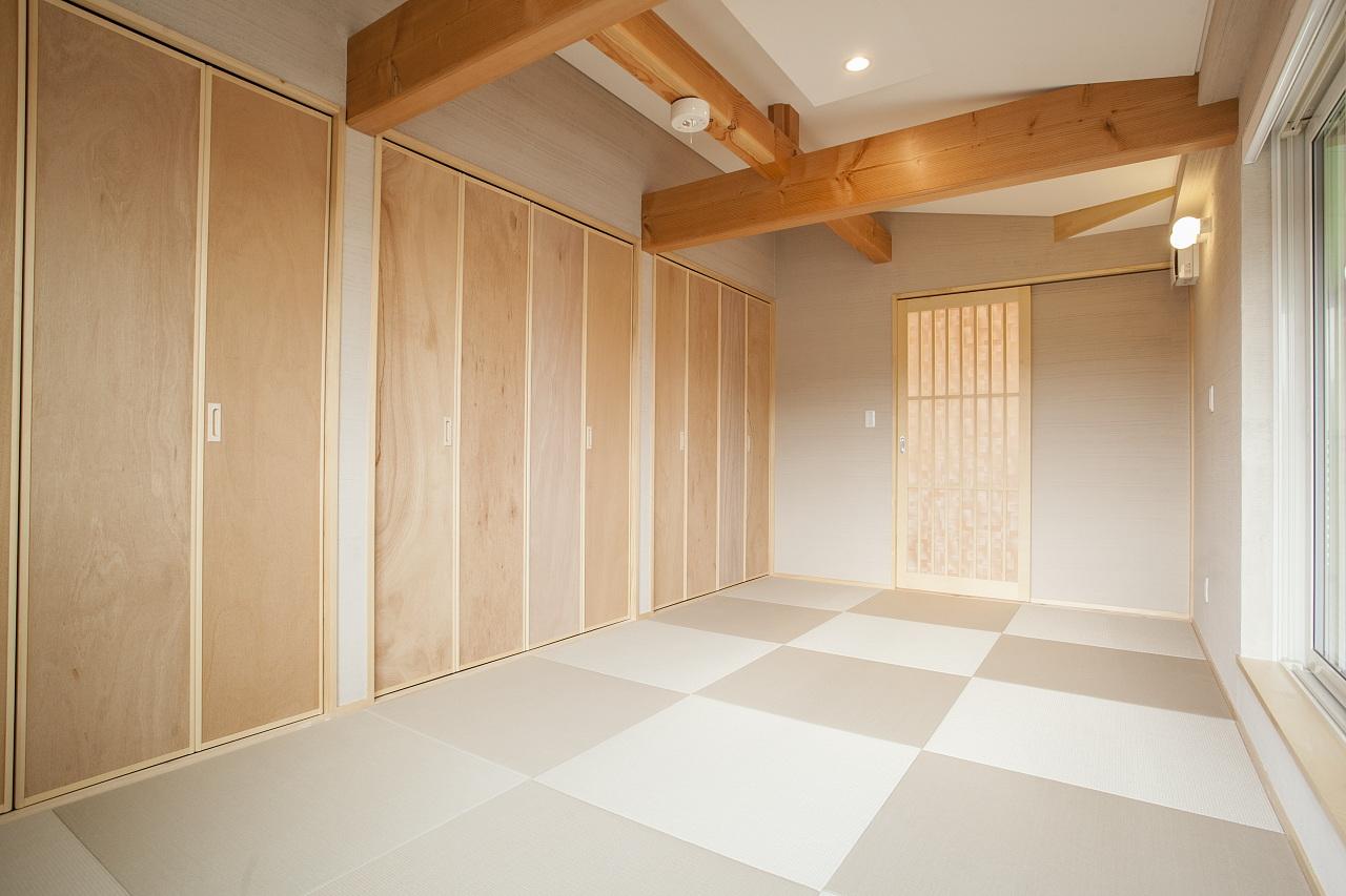 田村産業Newモデルハウス(BDAC=Style・スーパーウォール工法)9