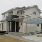 中古住宅(常葉町西向地内)土地82.11坪、建物36.57坪