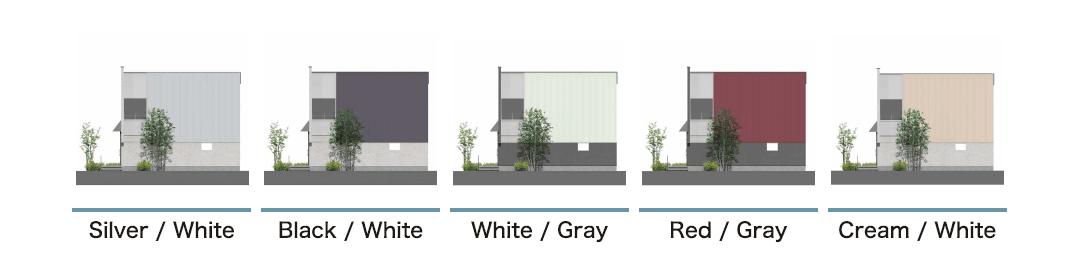 Color(田村市の新築注文住宅・リフォーム・リノベーション、田村産業株式会社)