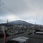 田村産業株式会社から望む片曽根山