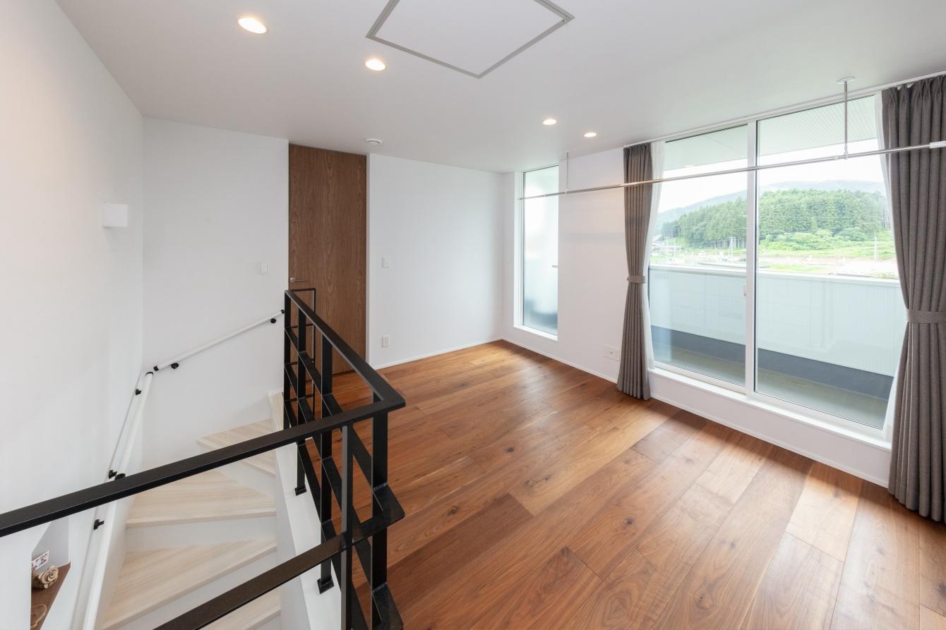 田村市の施工例、デザインも住み心地も妥協しない建築課とコラボした理想の家・田村産業4