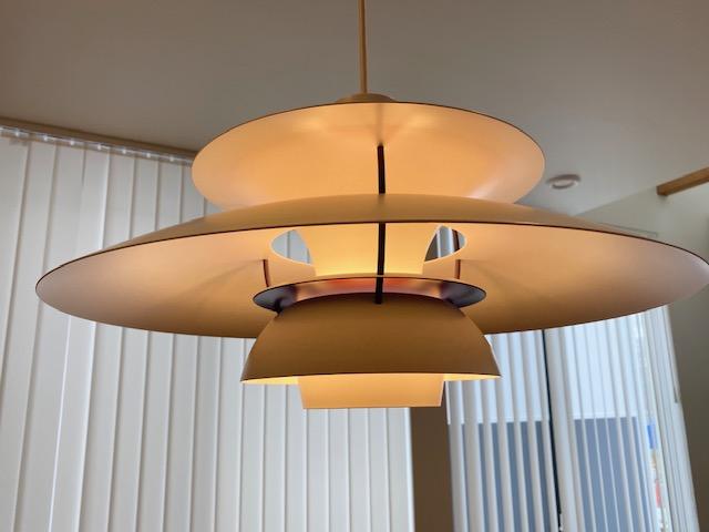 ルイスポールセンの照明「PH5」