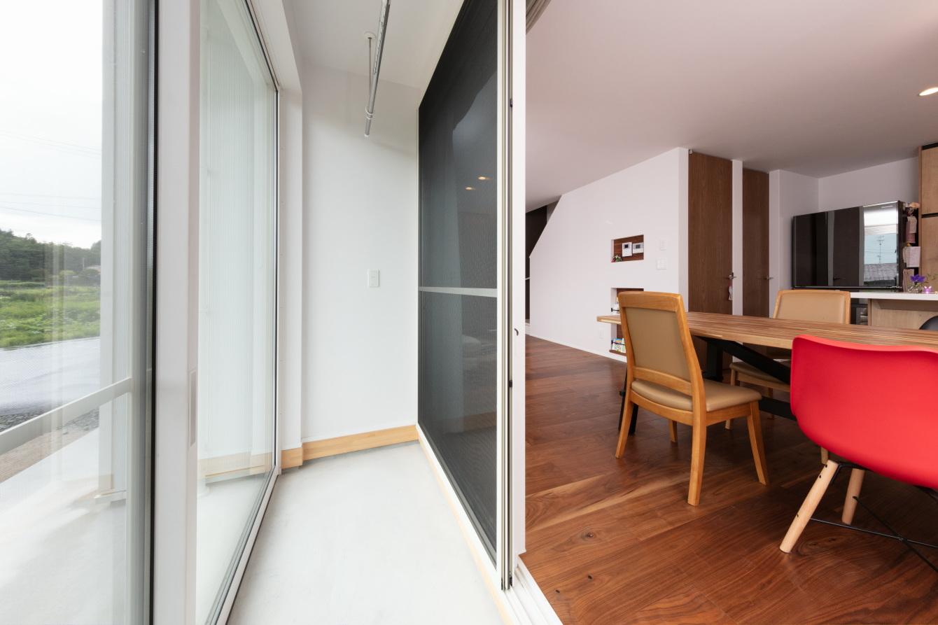 田村市の施工例、デザインも住み心地も妥協しない建築課とコラボした理想の家・田村産業6