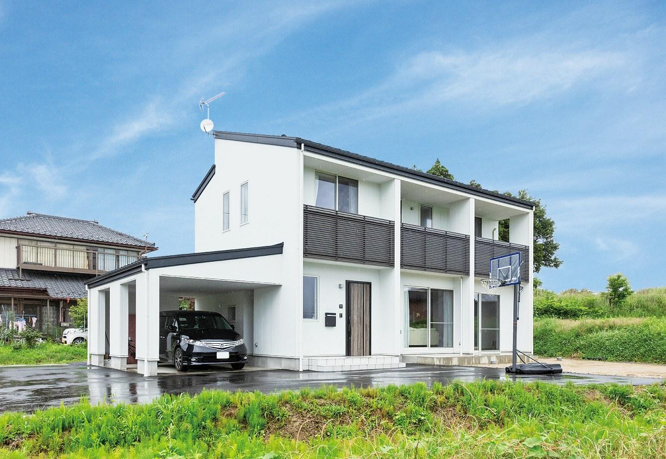 田村市の施工例、デザインも住み心地も妥協しない建築課とコラボした理想の家・田村産業3
