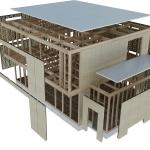 高性能規格住宅「TRETTIO」の構造見学会