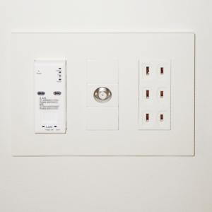 埋め込み式のWi-Fiアクセスポイントユニット