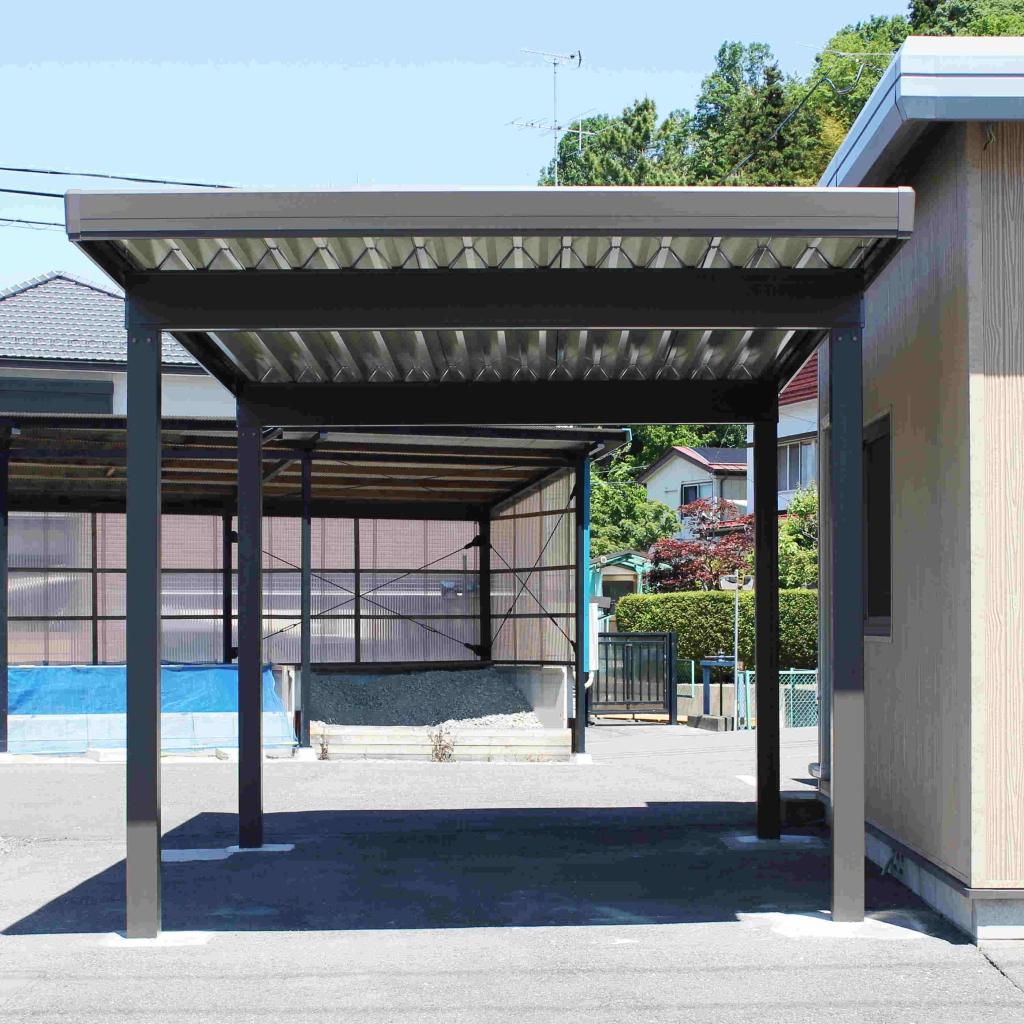 田村産業株式会社エクステリア展示場のカーポート